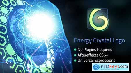 Energy Crystal Logo 22629325