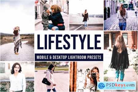 Lifestyle Mobile and Desktop Lightroom Presets