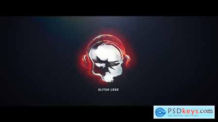 Glitch Gaming Logo 23861405