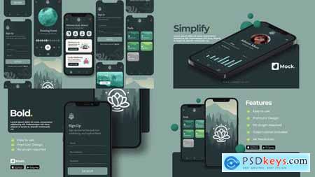 Universal App Mockup 32089961