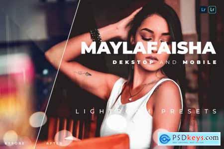 Maylafaisha Desktop and Mobile Lightroom Preset