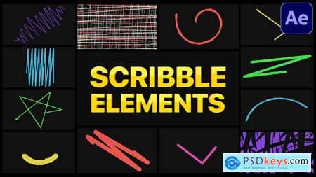 Scribble Elements - After Effects 31035637