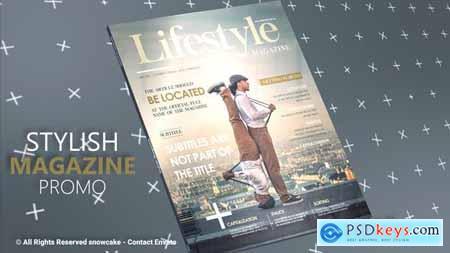 Stylish Magazine Promo 31941129