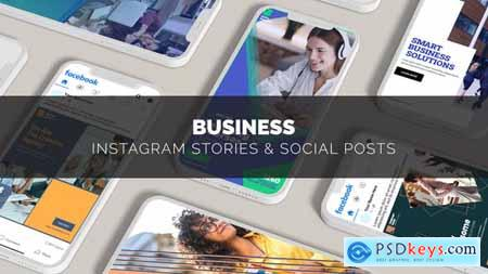 Business Instaram Stories & Social Post 32148855