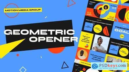 Geometric Opener 3 in 1 32138668