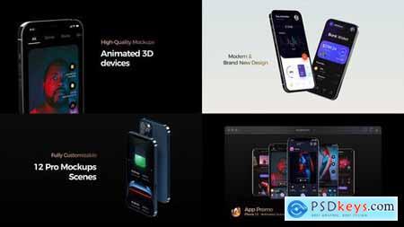 Phone 12 App Promo 31507049