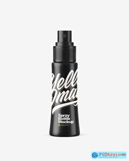 Spray Bottle Mockup 79276