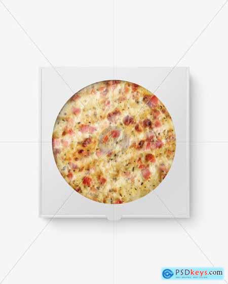 Pizza Box Mockup 83546