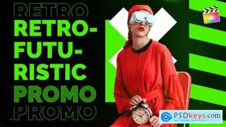 Retrofuturistic Promo For Final Cut & Apple Motion 32115110