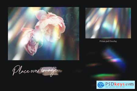 Prism Light Leak Overlays 6127406