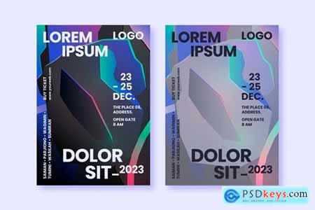 Abstract Poster Templates