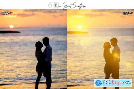 60 Neo Great SunFlare Photo Overlays 6033404
