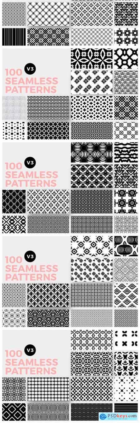 Beautiful Seamless Patterns 11794759