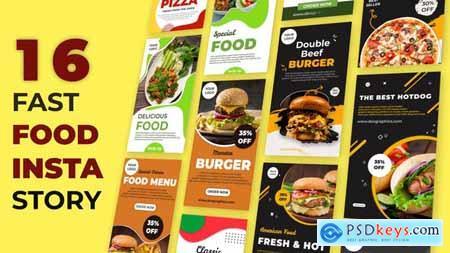 Fast Food Instagram Stories 32484919