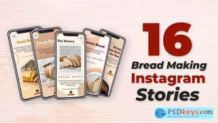 Bread Making Instagram Stories 32404096
