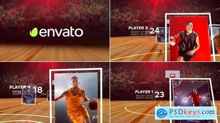 Basketball Player 25794481