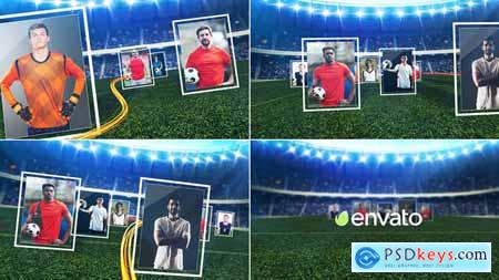 Soccer Sport Intro 24749671