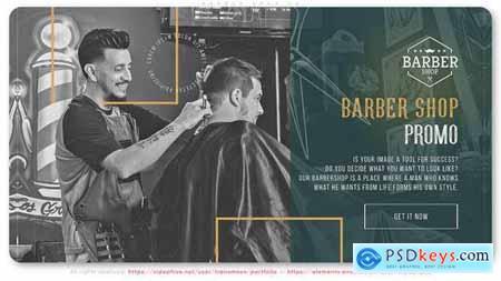 Barber Shop XO 32462544