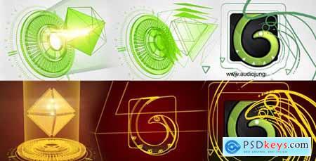 Hedra Hologram Reveal Logo 7913154