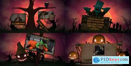 Halloween Night Greetings 13257252