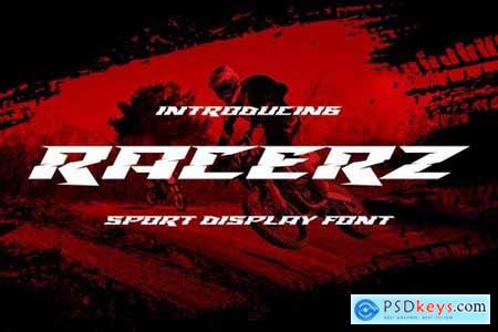 Racerz - Sport Display