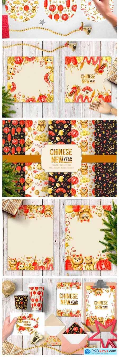Chinese New Year Illustration 7216290