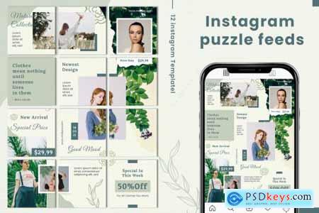 Matara Collection Instagram Puzzle