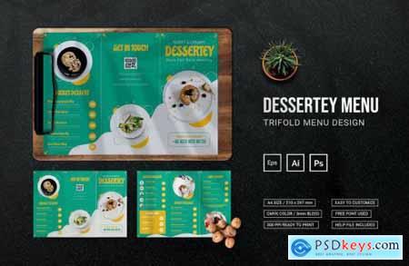 Dessertey - Restaurant Menu