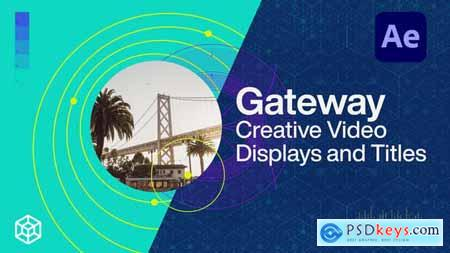 Gateway - Creative Video Displays and Titles 29985888