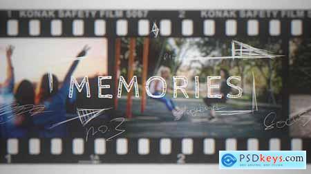 Memories - Vintage Film Slideshow 21968412