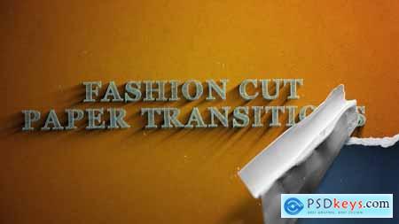 Fashion Cut - 25 Paper Transitions 24847324