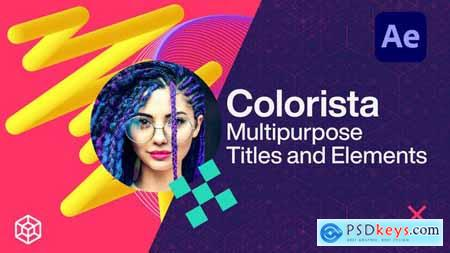 Colorista - Multipurpose Titles and Elements 29731229