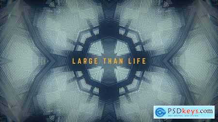 Larger Than Life Titles 9832364