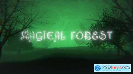 Magical Forest Titles 4308765