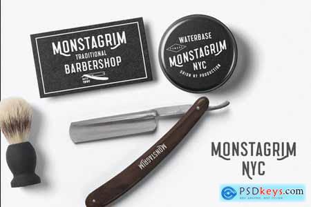 Mountager - Vintage Adventure Sans