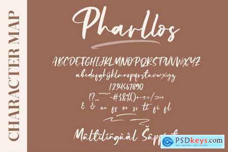 Pharllos Signature Script