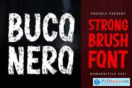 Buco Nero - Strong Brush