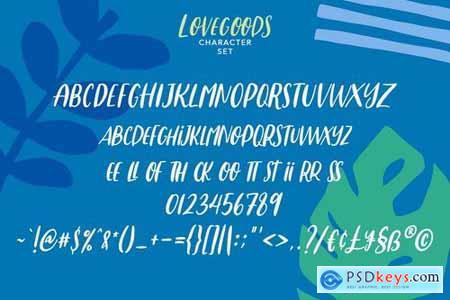 Krispylottus Handwritten Font