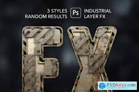 Industrial Layer FX