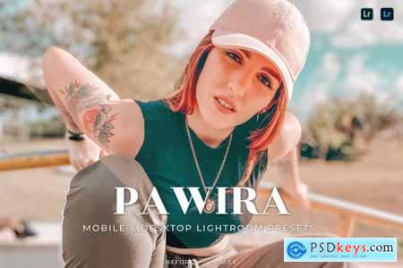 Pawira Mobile and Desktop Lightroom Presets