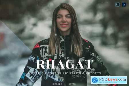Rhagat Mobile and Desktop Lightroom Presets