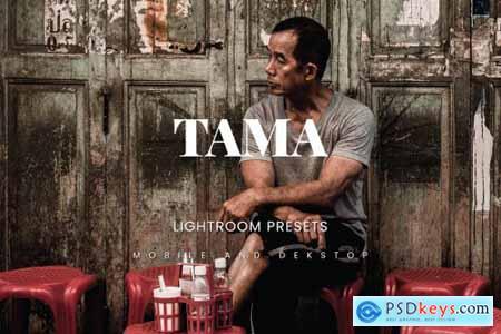Tama Lightroom Presets Dekstop and Mobile