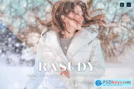 Rasudy Mobile and Desktop Lightroom Presets