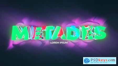 Meta Design Intro Logo & Title 31264912