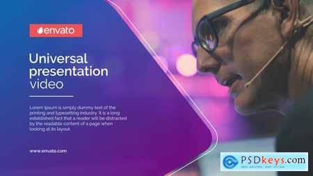 Universal Presentation Video 21073891