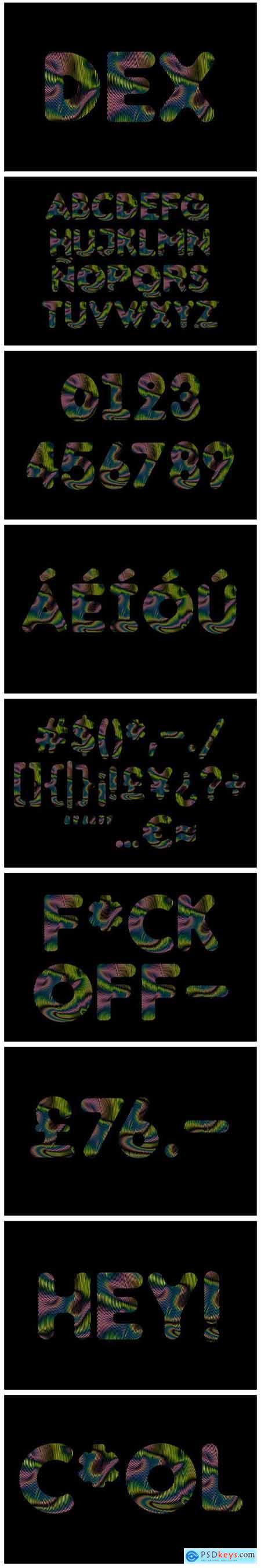Dex Font