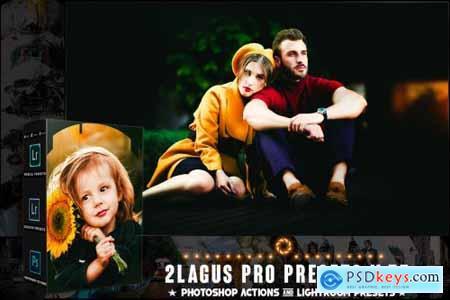 PRO Presets - V 77 - Photoshop & Lightroom
