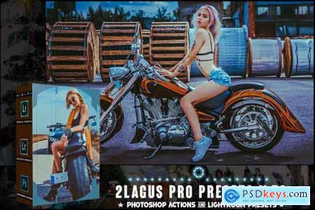 PRO Presets - V 78 - Photoshop & Lightroom