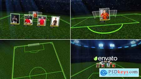 Soccer Team Lineups 24659043