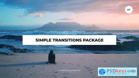 Simple Transitions Package 32601566